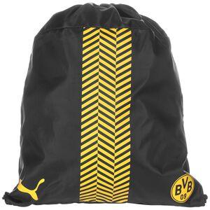Borussia Dortmund BVB ftblCore Turnbeutel, schwarz / gelb, zoom bei OUTFITTER Online