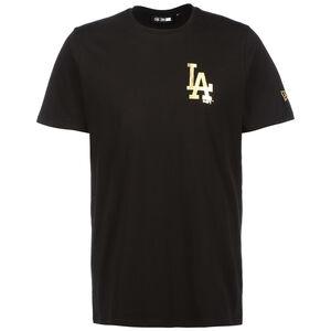 MLB Los Angeles Dodgers Metallic T-Shirt Herren, schwarz, zoom bei OUTFITTER Online