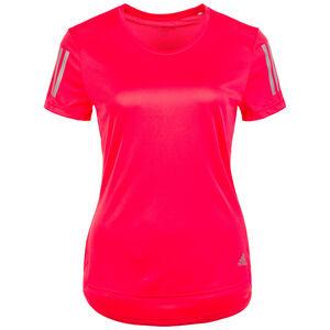 Own The Run Laufshirt Damen, rot, zoom bei OUTFITTER Online