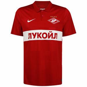 Spartak Moskau Trikot Home Stadium 2021/2022 Herren, rot / weiß, zoom bei OUTFITTER Online