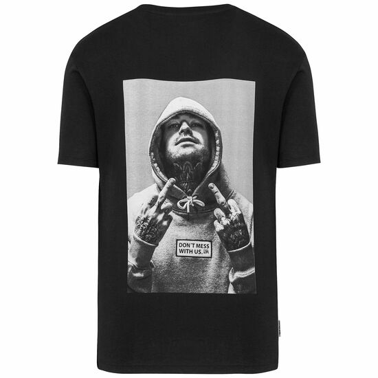 F*** Off T-Shirt Herren, schwarz, zoom bei OUTFITTER Online