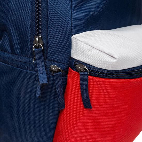 Heritage Rucksack, blau / rot, zoom bei OUTFITTER Online