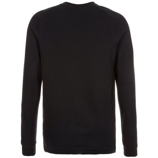 Modern Crew Sweatshirt Herren, Schwarz, zoom bei OUTFITTER Online