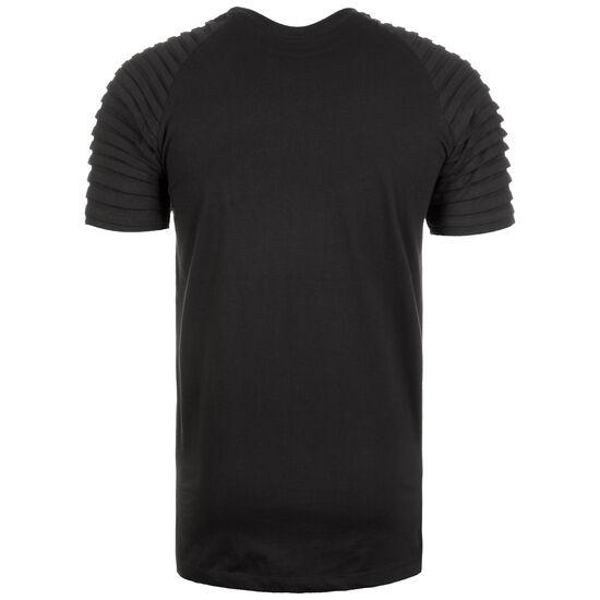 Pleat Raglan T-Shirt Herren, schwarz, zoom bei OUTFITTER Online