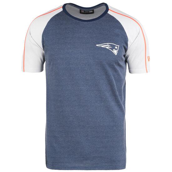 NFL Stripe Raglan New England Patriots T-Shirt Herren, blau / weiß, zoom bei OUTFITTER Online