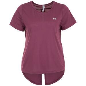 Whisperlight Trainingsshirt Damen, bordeaux, zoom bei OUTFITTER Online