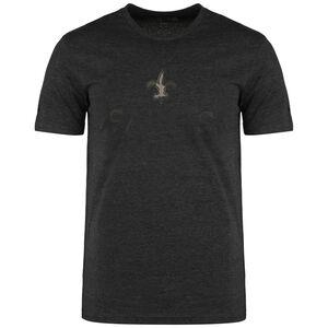 NFL New Orleans Saints Camo Logo T-Shirt Herren, anthrazit, zoom bei OUTFITTER Online