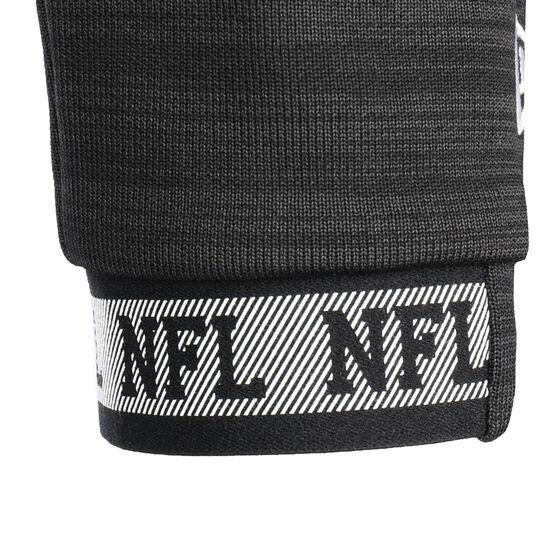 NFL Half-Zip Engineered Sweatshirt Herren, schwarz / weiß, zoom bei OUTFITTER Online