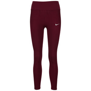 Epic Luxe Lauftight Damen, weinrot / silber, zoom bei OUTFITTER Online