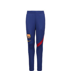 FC Barcelona Academy Pro Trainingshose Kinder, dunkelblau / rot, zoom bei OUTFITTER Online