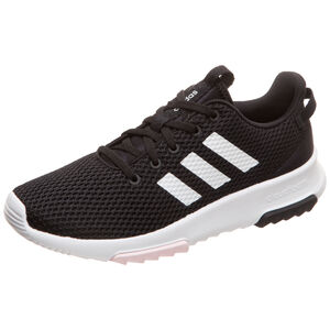Racer Sneaker Damen, schwarz / weiß, zoom bei OUTFITTER Online