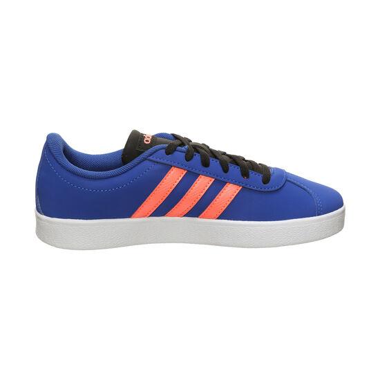 VL Court 2.0 Sneaker Kinder, blau / schwarz, zoom bei OUTFITTER Online