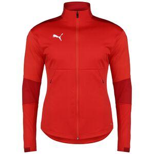 TeamFINAL 21 Trainingsjacke Herren, rot, zoom bei OUTFITTER Online