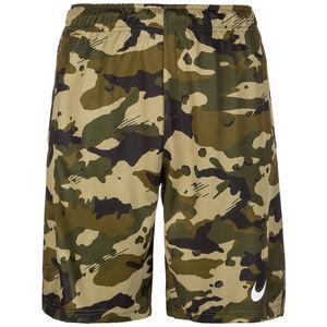 Dry Trainingsshort Herren, camouflage, zoom bei OUTFITTER Online