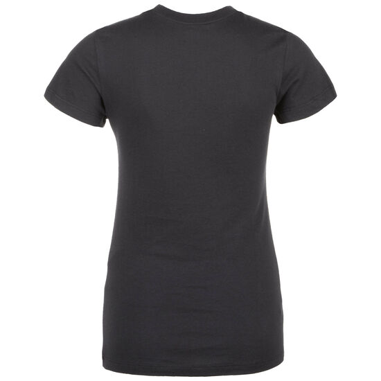 Just Do It Slim T-Shirt Damen, schwarz / weiß, zoom bei OUTFITTER Online