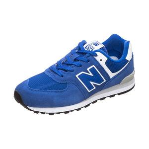 GC574-M Sneaker Kinder, blau / weiß, zoom bei OUTFITTER Online