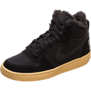 Court Borough Mid Winter Sneaker Kinder, schwarz / braun, zoom bei OUTFITTER Online