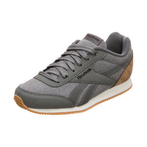 Royal Classic Jogger 2 Sneaker Kinder, grau / schwarz, zoom bei OUTFITTER Online