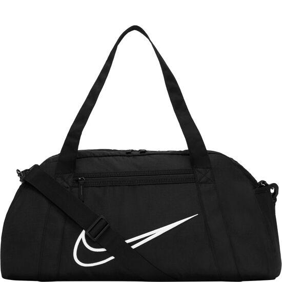 Gym Club 2.0 Sporttasche, schwarz / weiß, zoom bei OUTFITTER Online