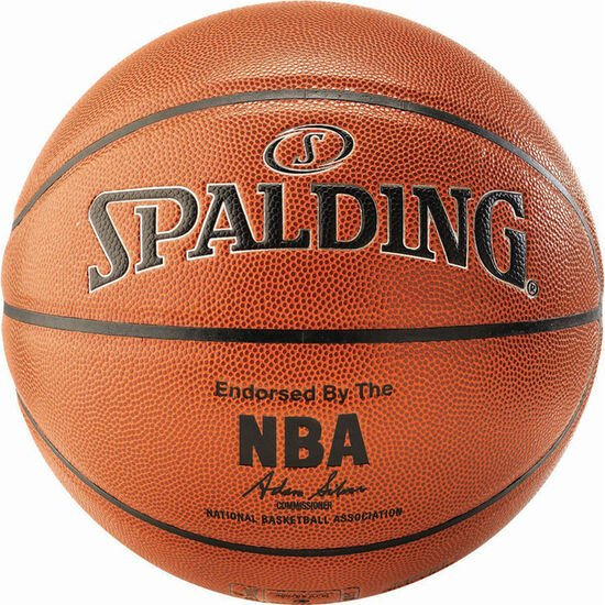 NBA Silver 5 Basketball, , zoom bei OUTFITTER Online