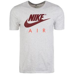 Air T-Shirt Herren, weiß / rot, zoom bei OUTFITTER Online
