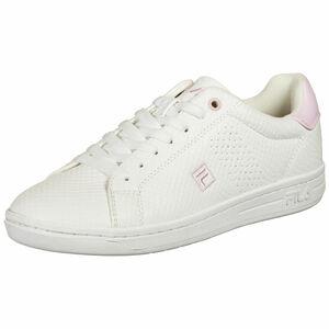 Crosscourt 2 F Low Sneaker Damen, weiß / korall, zoom bei OUTFITTER Online