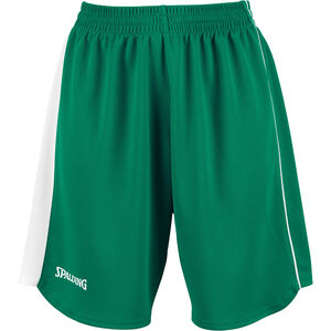 4Her II Basketballshort Damen, grün / weiß, zoom bei OUTFITTER Online