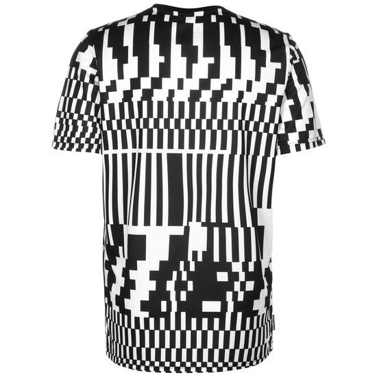 Academy 21 Dry Summer Artist Trainingsshirt Herren, schwarz / weiß, zoom bei OUTFITTER Online