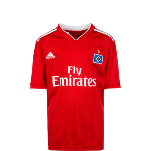 Hamburger SV Trikot Away 2018/2019 Kinder, Rot, zoom bei OUTFITTER Online