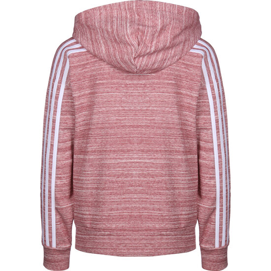 Must Haves Heathered Kapuzenjacke Damen, rot, zoom bei OUTFITTER Online