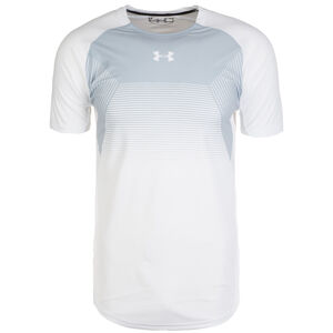 HeatGear Threadborne Vanish Trainingsshirt Herren, Weiß, zoom bei OUTFITTER Online