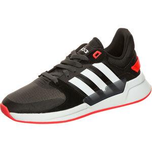 Run90s Sneaker Damen, schwarz / weiß, zoom bei OUTFITTER Online