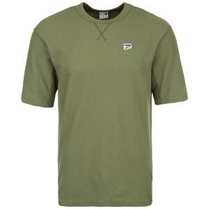 Downtown T-Shirt Herren, oliv, zoom bei OUTFITTER Online