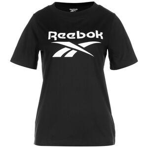 Identity Logo T-Shirt Damen, schwarz / weiß, zoom bei OUTFITTER Online