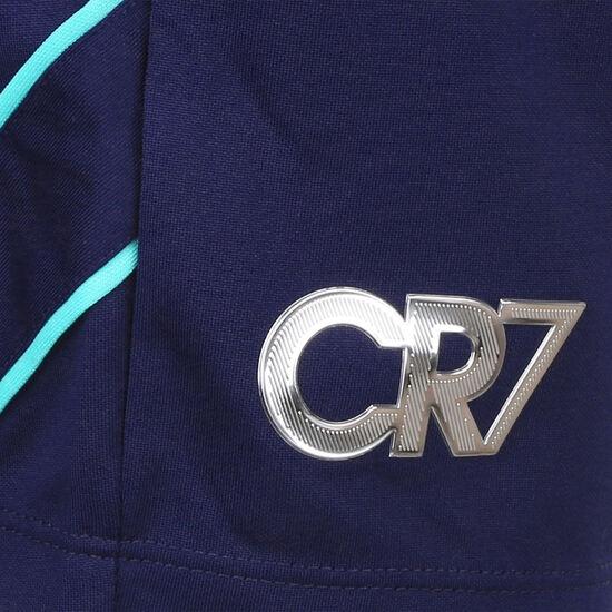 CR7 Short Kinder, dunkelblau / silber, zoom bei OUTFITTER Online