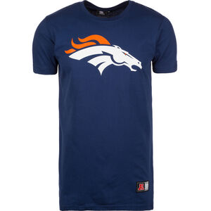 NFL Denver Broncos Longline T-Shirt Herren, Blau, zoom bei OUTFITTER Online