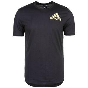 Sport ID T-Shirt Herren, schwarz, zoom bei OUTFITTER Online