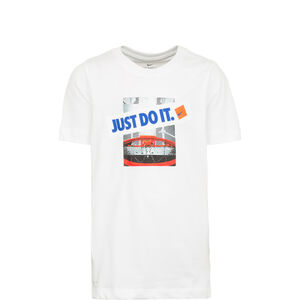 Just Do It Backboard Basketballshirt Kinder, weiß, zoom bei OUTFITTER Online