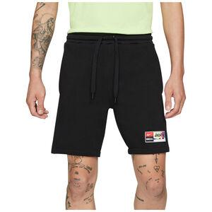 F.C. Joga Bonito 2.0 Fleece Trainingsshorts Herren, schwarz / gelb, zoom bei OUTFITTER Online