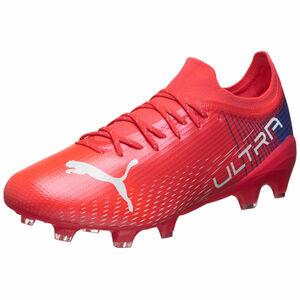 ULTRA 2.3 FG/AG Fußballschuh, neonrot / weiß, zoom bei OUTFITTER Online