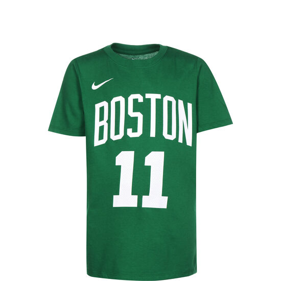 NBA Icon Edition Player #11 Kyrie Irving T-Shirt Kinder, grün / weiß, zoom bei OUTFITTER Online