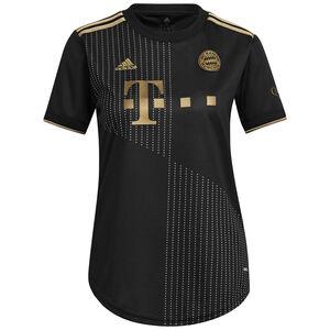FC Bayern München Trikot Away 2021/2022 Damen, schwarz / gold, zoom bei OUTFITTER Online