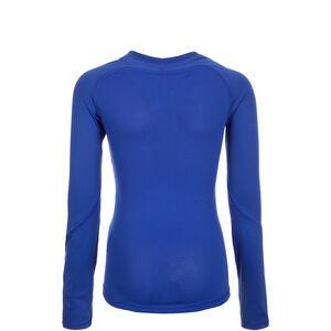 AlphaSkin Trainingsshirt Kinder, blau, zoom bei OUTFITTER Online