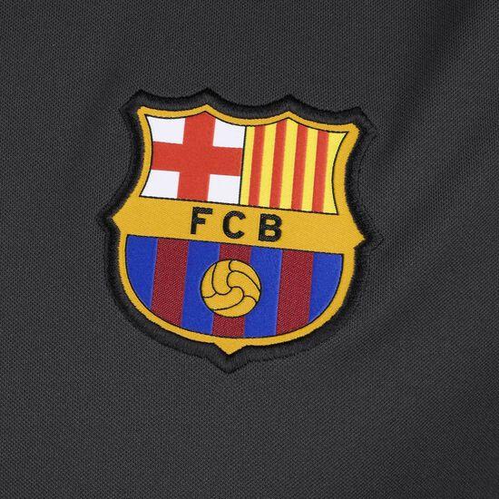 FC Barcelona I96 Trainingsjacke Herren, anthrazit / türkis, zoom bei OUTFITTER Online