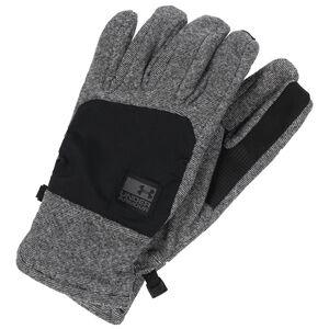 ColdGear Infrared Fleece Handschuh, schwarz / grau, zoom bei OUTFITTER Online