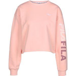 Makimi Cropped Sweatshirt Damen, altrosa / rosa, zoom bei OUTFITTER Online