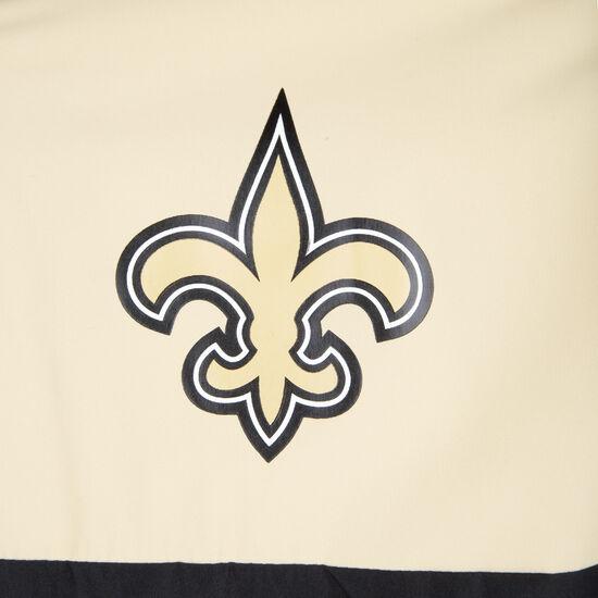 NFL New Orleans Saints Windbreaker Herren, gold / schwarz, zoom bei OUTFITTER Online