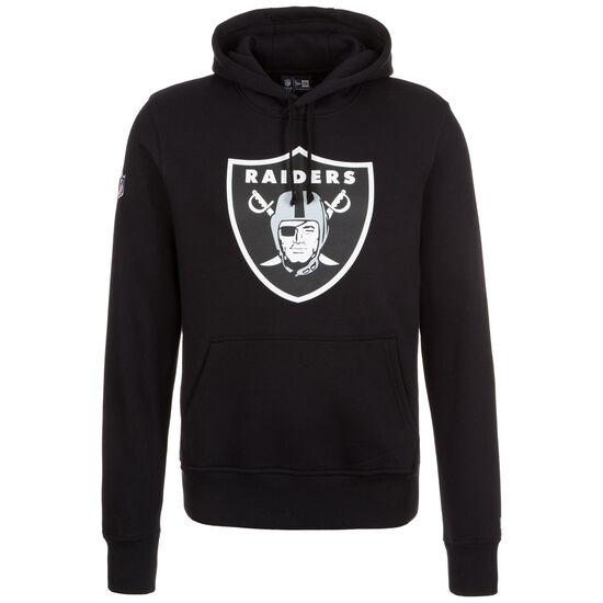 NFL Team Logo Oakland Raiders Kapuzenpullover Herren, Schwarz, zoom bei OUTFITTER Online