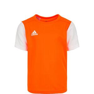 Estro 19 Fußballtrikot Kinder, orange / weiß, zoom bei OUTFITTER Online