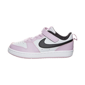 Court Borough Low 2 Sneaker Kinder, rosa / schwarz, zoom bei OUTFITTER Online